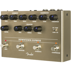 Downtown Express Bass Multi Effect