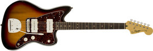 Vintage Modified Jazzmaster, Rosewood Fingerboard, 3-Color Sunburst