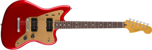 Deluxe Jazzmaster, Rosewood Fingerboard, Candy Apple Red