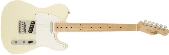 Squier Affinity Series Telecaster -  Maple Fingerboard - Arctic White