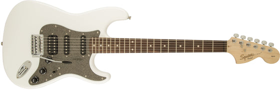 Squier Affinity Series Stratocaster HSS - Rosewood Fingerboard - Olympic White