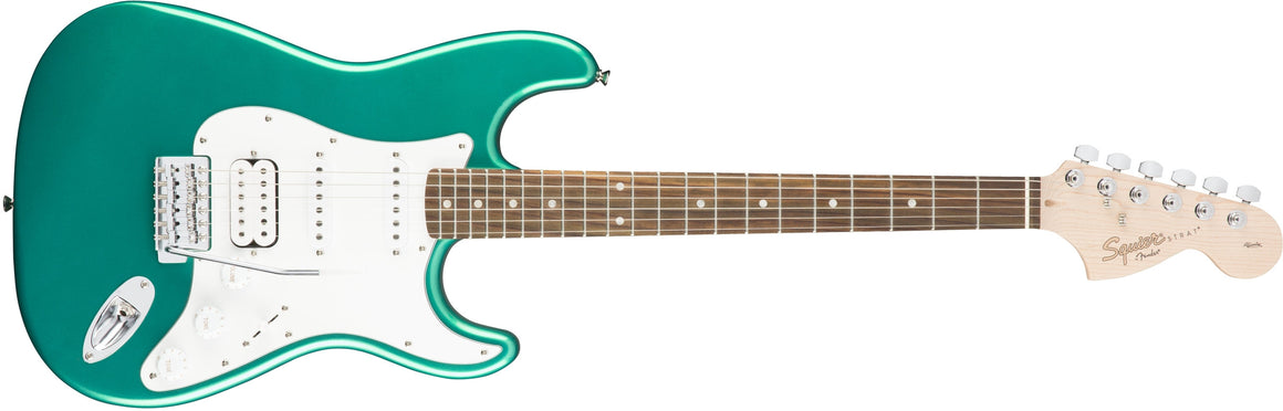 Squier Affinity Series Stratocaster HSS - Rosewood Fingerboard - Race Green