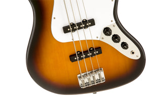 Affinity Jazz Bass, Rosewood Fingerboard, Brown Sunburst