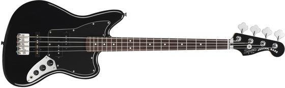 Squier Black Vintage Modified Jaguar Bass Special SS (Short Scale)