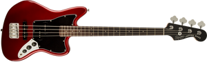 Vintage Modified Jaguar Bass Special - Short Scale - Candy Apple Red