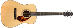 PM-1 Limited Adirondack Dreadnought Rosewood with Case, Natural