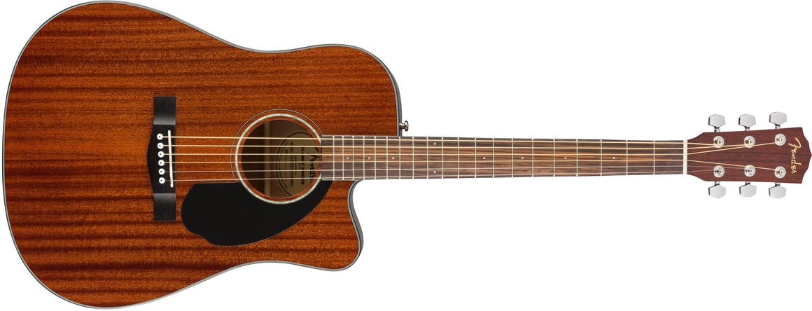 CD-60SCE All Mahogany, Natural