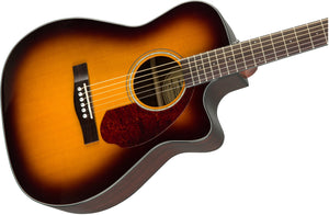 CC-140SCE with Case, Sunburst