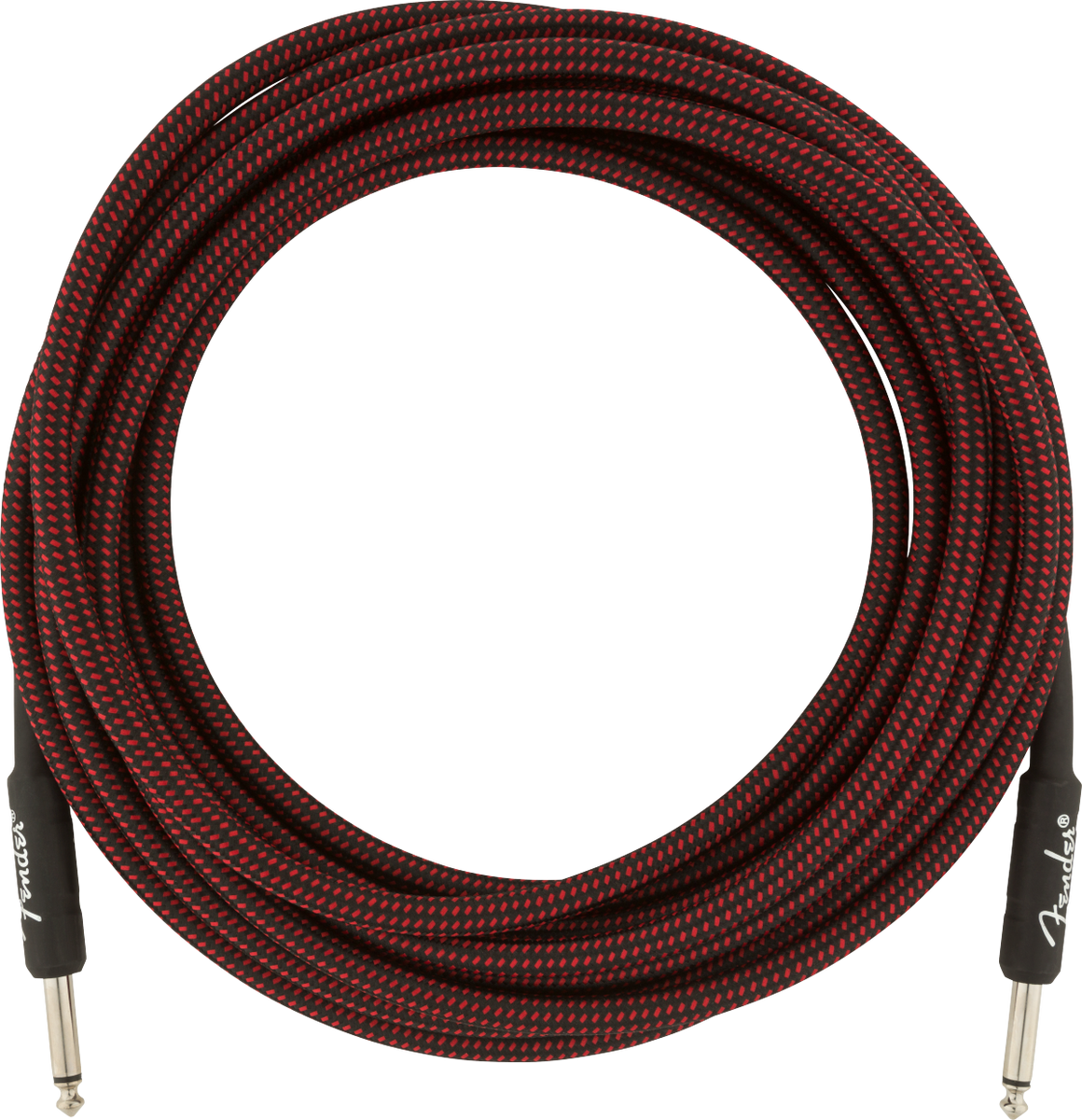 Fender PRO 18.6' INST CABLE RED TWD