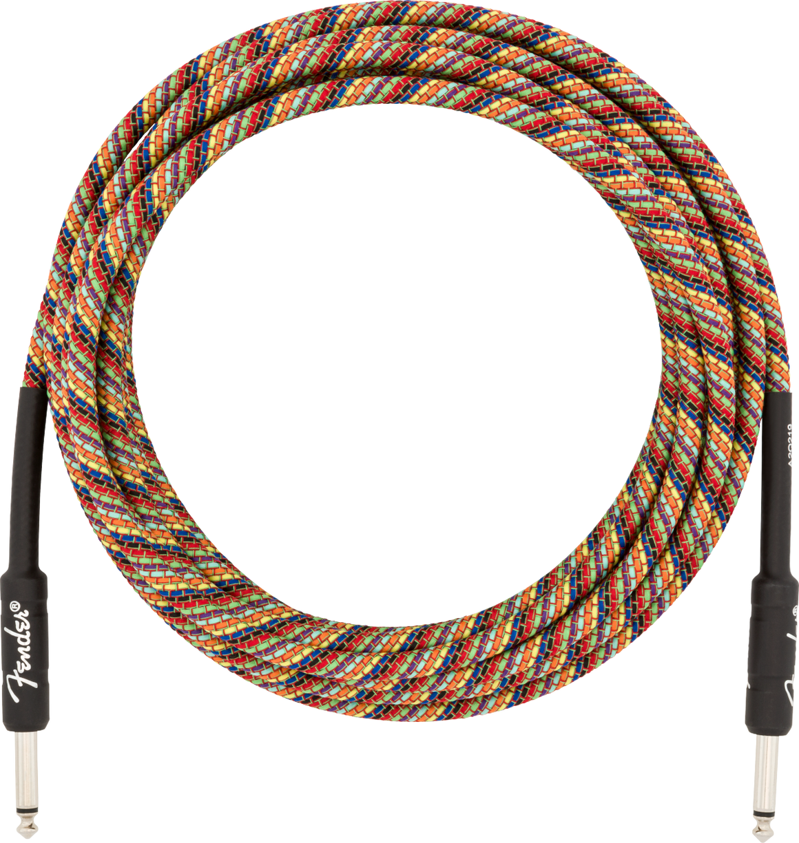 Fender 18.6' INST CABLE, RAINBOW