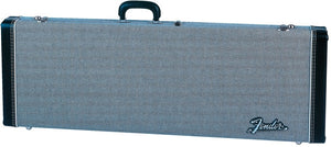 G&G Deluxe Strat/Tele Hardshell Case, Black Tweed with Black Interior