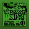 Ernie Ball 12 String Slinky Electric Guitar Strings