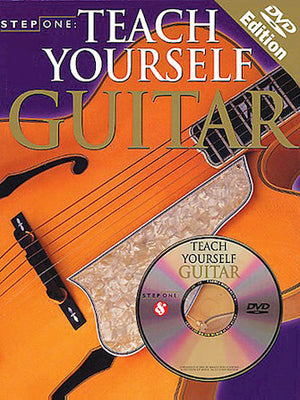 HL Teach Yourself Guitar w/DVD