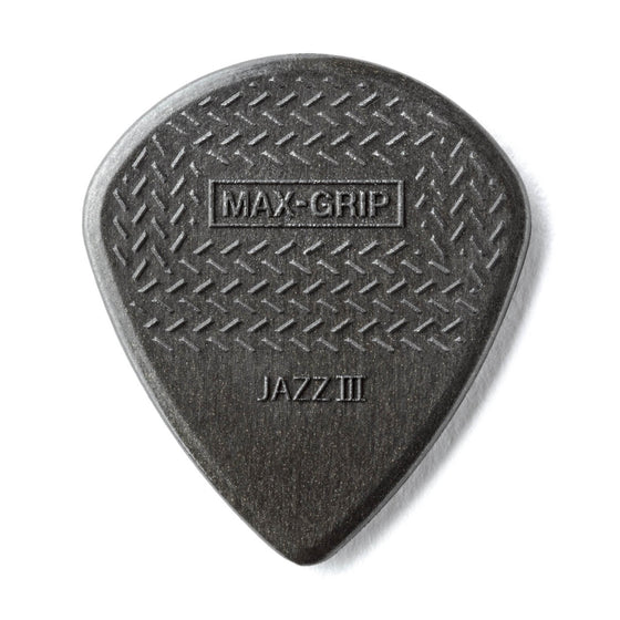 Dunlop Max-Grip Jazz III Carbon Fiber 6 Pack