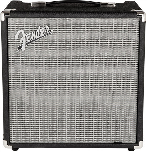 Rumble 25 (V3) Combo, 120V, Black/Silver