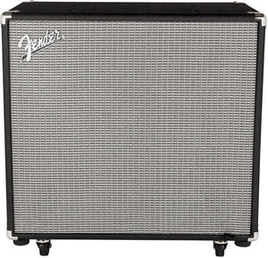 Rumble 115 Cabinet (V3), Black/Silver