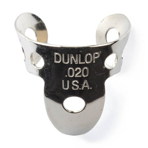 Jim Dunlop  .020 finger picks