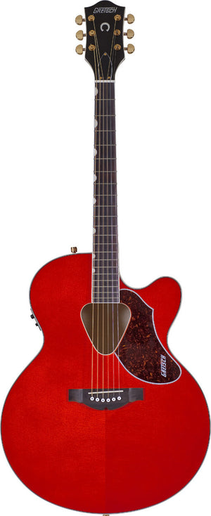 Gretsch G5022CE Rancher Jumbo Acoustic Guitar - Savannah Sunset