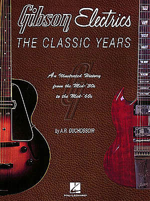 Gibson Electrics History Book