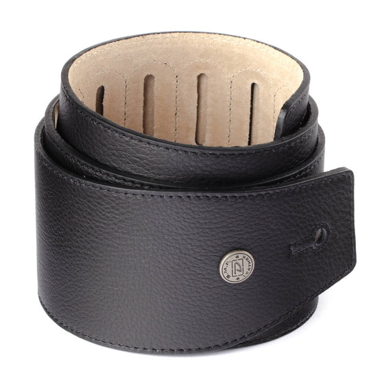"BMF 3"" Wide Boy Strap Black"