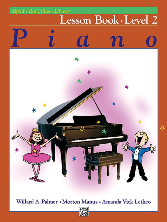 Alfred's Basic Piano Book 2