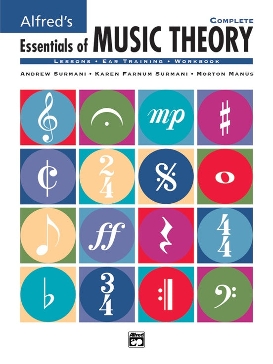 Alfred Essentials of Music Theory