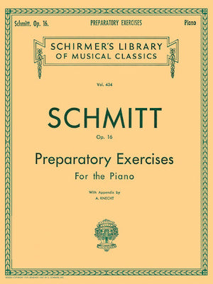 HL Schmitt Preparatory Exercises