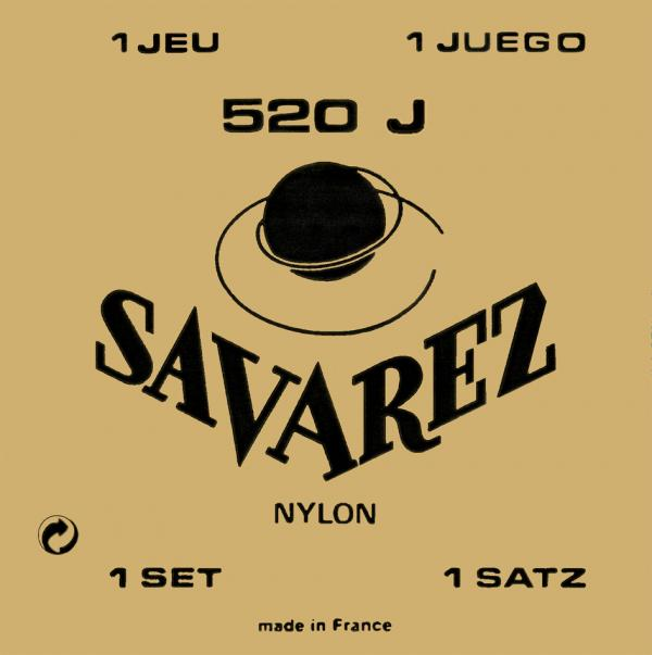 Savarez 520J Yellow