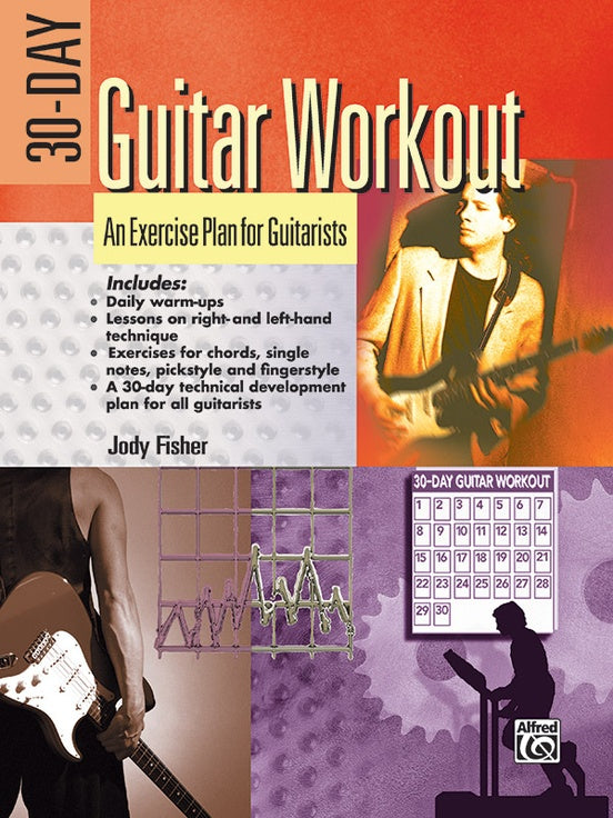 Alfred 30 Day Guitar Workout
