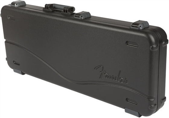 Fender Deluxe Molded Strat/Tele Case, Black