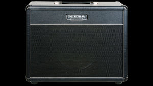 1X12 Lone Star 23 Cabinet Black - Front