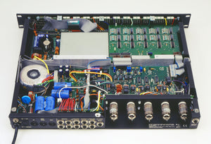 Triaxis Programmable Pre-Amp
