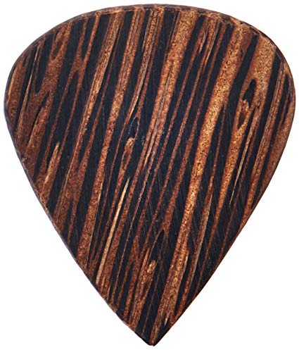 Exotic Wedge Wood Picks 3 pack
