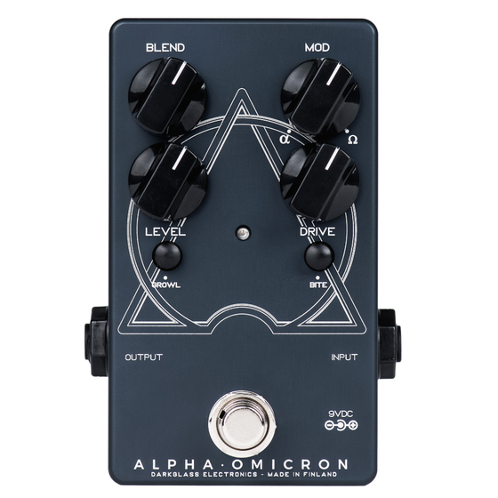 Darkglass Electronics Alpha Omicron Overdrive Preamp