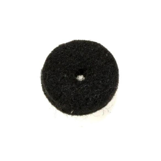 All Parts Felt Washer - Black - Single