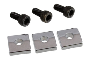 BP 0116-010 Nut Blocks Chrome