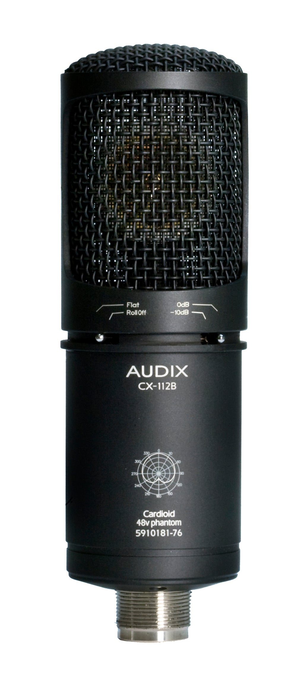 Audix CX112B - Large Diaphragm Condenser