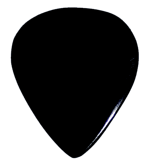 Clayton Exotic Sleek Horn Picks 3pk