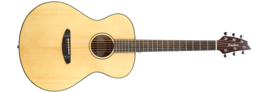 Breedlove Discovery Concert Sitka Spruce - Mahogany