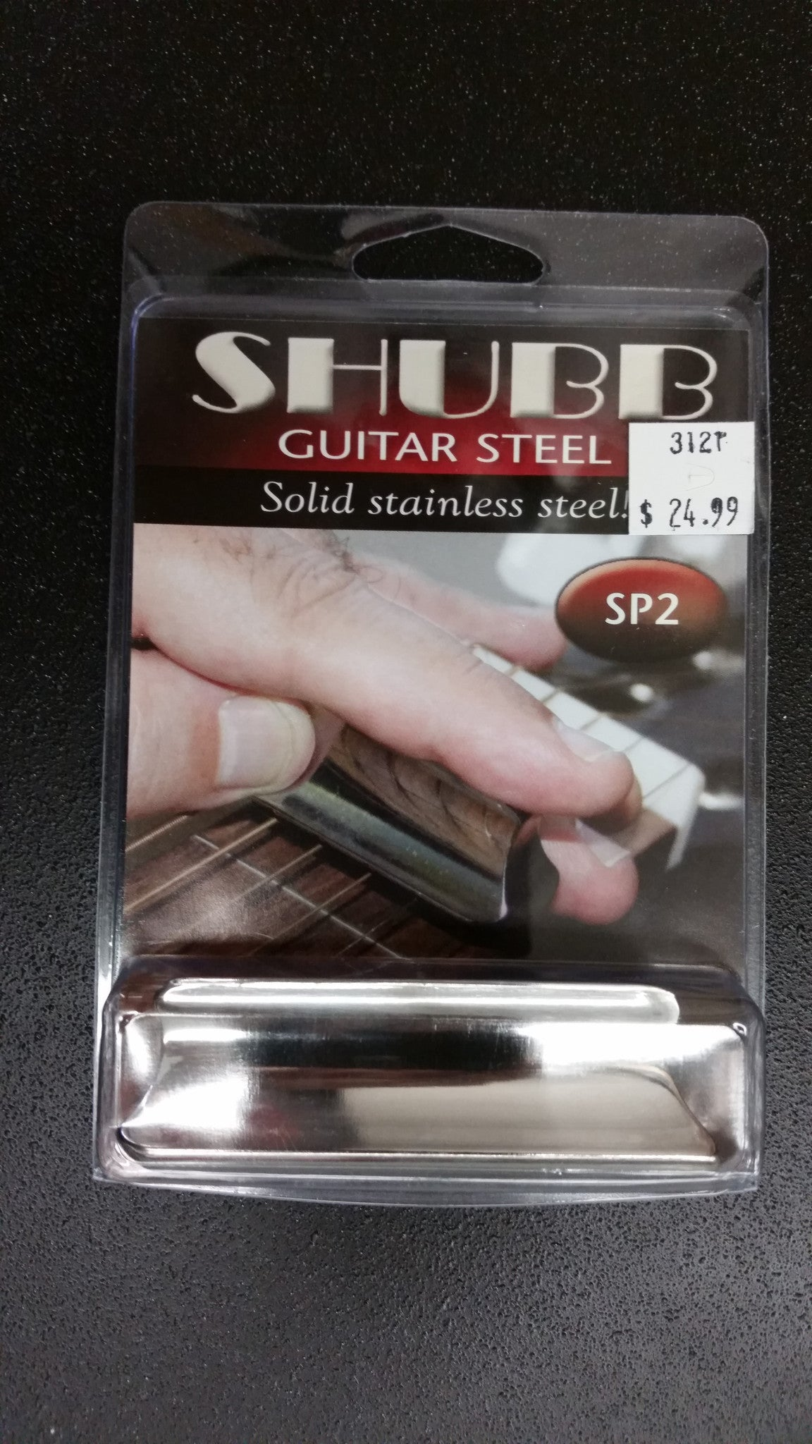 Shubb SP2 Guitar Steel