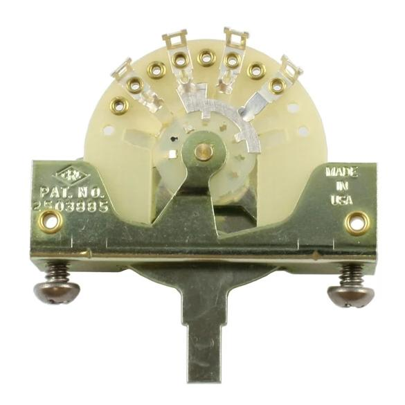 All Parts 3-Way Blade Style Switch Tele
