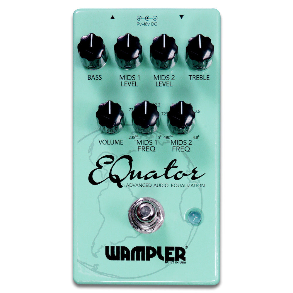 Wampler Equator 4-band EQ