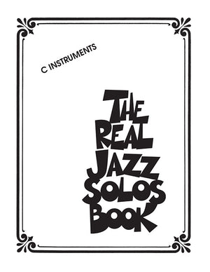 HL The Real Jazz Solos Book