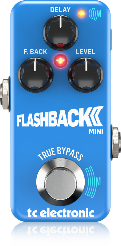 TC Flashback 2 Mini Delay