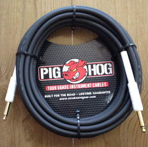 Pig Hog Instrument Cable 25'