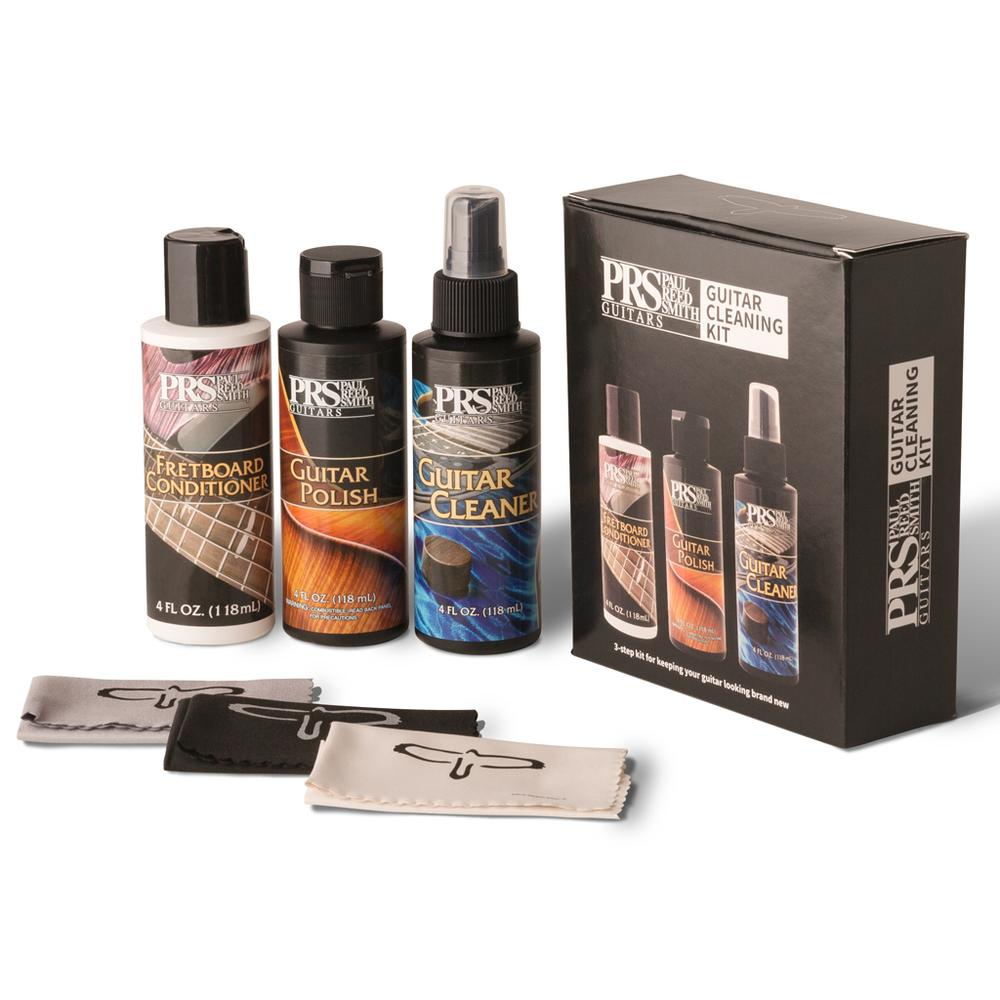 Paul Reed Smith Guitar Care Bundle