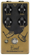 EarthQuaker Devices Hoof V2 Germanium / Silicon Fuzz Pedal