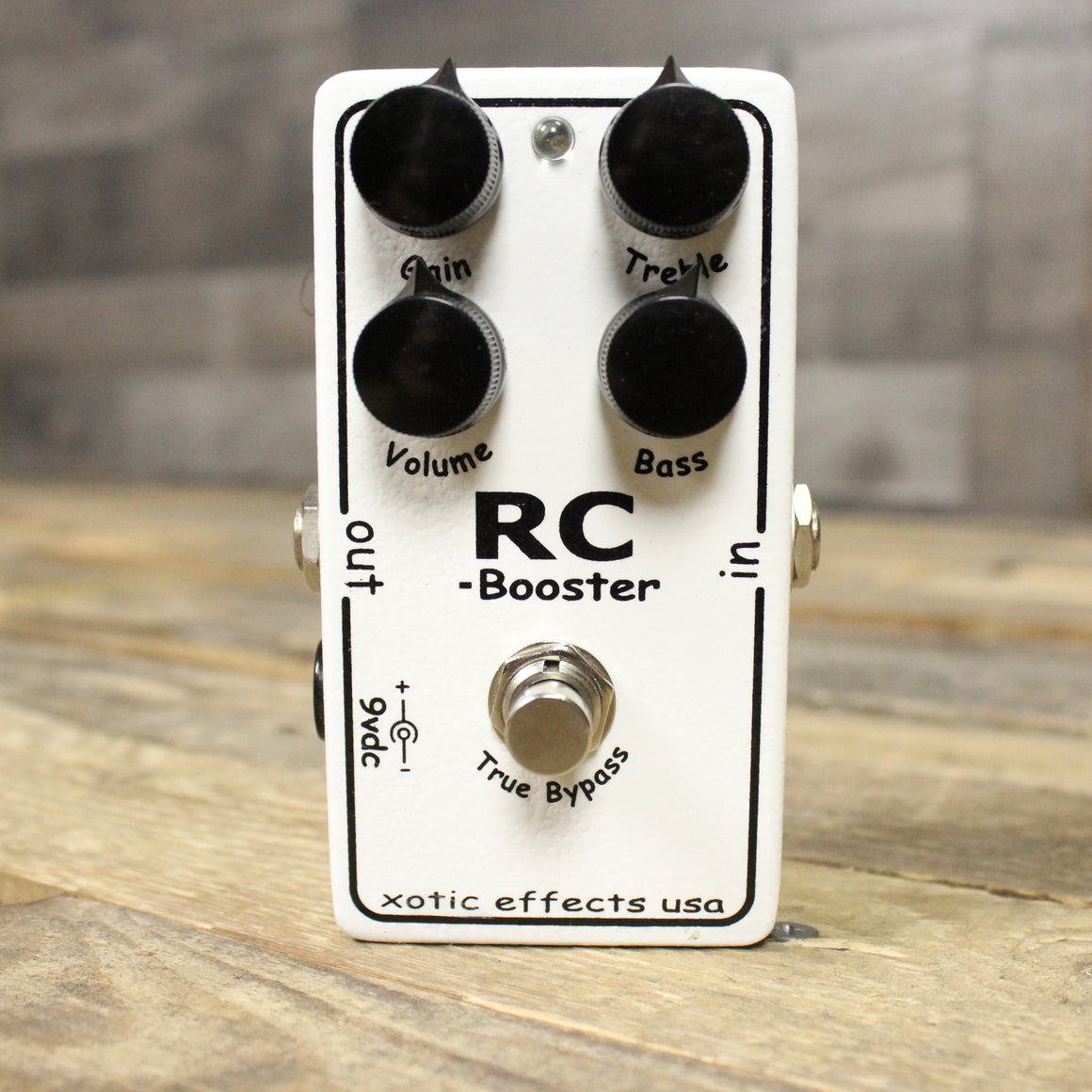 Pre-Owned Xotic RC Booster Pedal