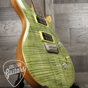 PRS SE Custom 24 - Trampas Green