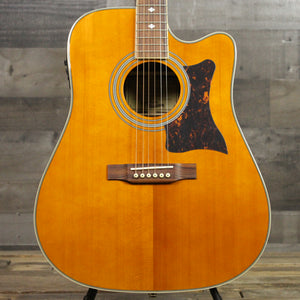 Masterbilt DR-500MCE Acoustic Guitar - Natural